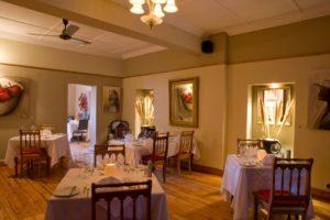 Big Restaurant area lodge