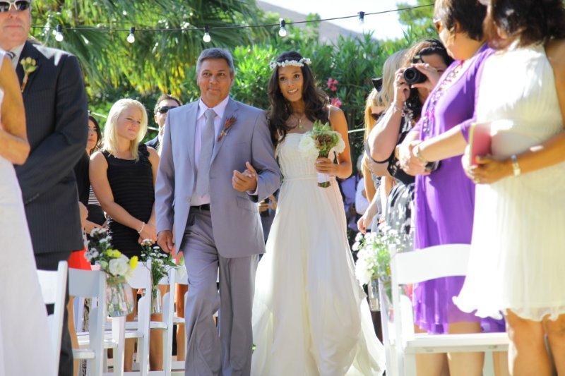 Mimosa weddings